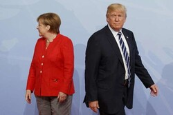 احتمال واکنش آلمان به تحریم امریکا علیه نورد استریم ۲