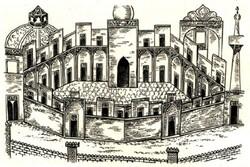 احیای میدان تاریخی شنب غازان تبریز