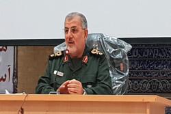 اقتدار سپاه ضامن امنیت کشور است