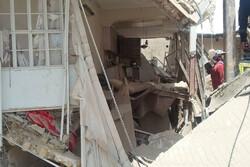 حادثه انفجار منزل مسکونی در قم ۶ مصدوم و ۲ کشته داشت