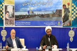 ارزشهای انقلاب اسلامی ایران و دفاع مقدس حفظ و در جامعه تبلیغ شود