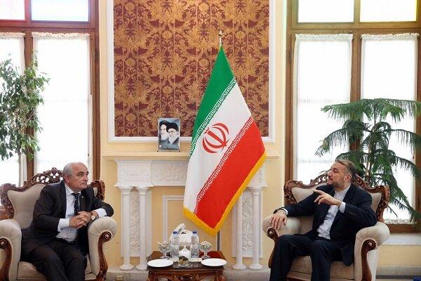 İran-Rusya ilişkileri Tahran'da değerlendirildi
