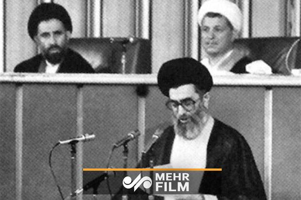 امام خمینی (رہ) کی رحلت کے بعد رہبر معظم کے انتخاب پر مبنی روایت