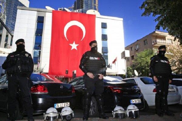 إصدار مذكرات إعتقال بحق 118 شخصاً في تركيا