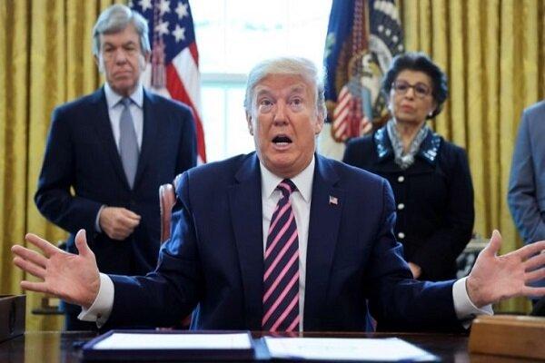 """""""دونالد ترامب"""" غاضب بسبب الأخبار المسربة"""