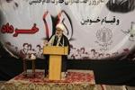 اندیشه های امام راحل چراغ راه آینده ایران اسلامی است