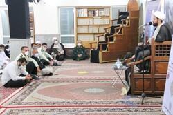 مراسم سالگرد ارتحال امام خمینی(ره) و ۱۵ خرداد در بوشهر برگزار شد