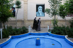 Imam Khomeini's house in Qom