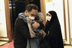 Iranian scientist Asgari returns home