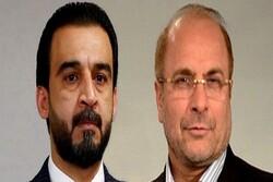 تبریک رئیس مجلس عراق به قالیباف/ آماده توسعه روابط با ایران هستیم