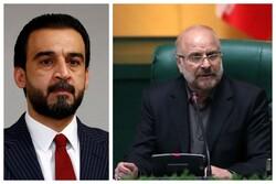 Iraq eyes broadening parliamentary ties with Iran: al-Halbousi