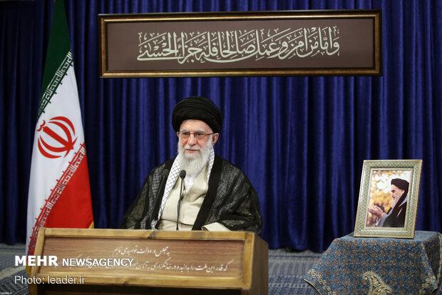 Leader's speech on 31st demise anniversary of Imam Khomeini [RA]