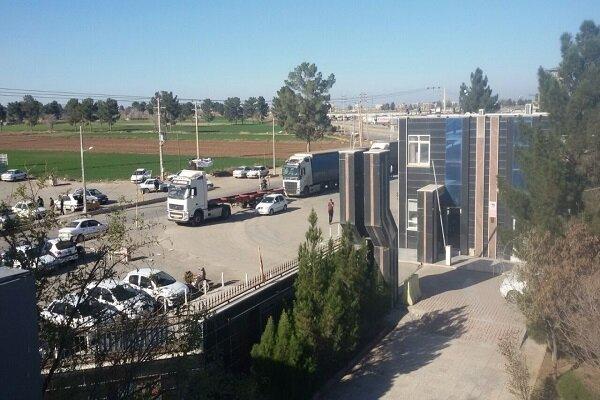 İran-Türkmenistan sınırında üç dezenfeksiyon tesisi kuruluyor