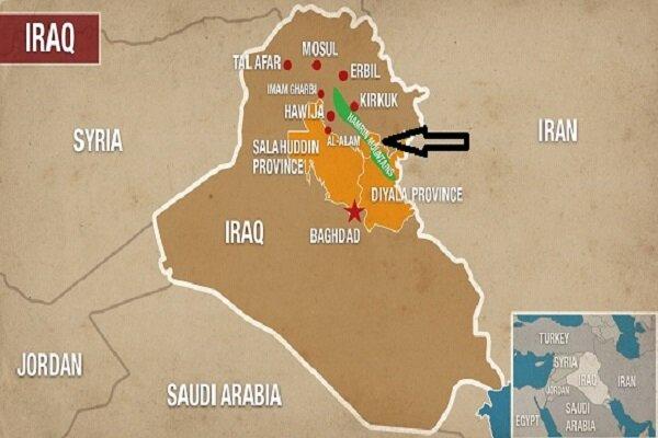 العراق..سقوط طائرة مسيرة في محافظة صلاح الدين