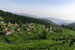 Esalem-Halhal güzergahının muhteşem doğasından fotoğraflar