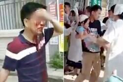 چین میں پرائمری اسکول میں چاقو حملے میں 40  افراد زخمی
