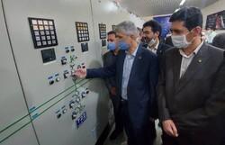 ۹ پروژه زیرساختی صنعت برق استان بوشهر توسط رئیسجمهور افتتاح شد