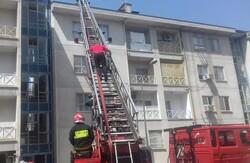 وقوع ۲ فقره آتش سوزی در رشت/ ۴ نفر از مرگ نجات یافتند