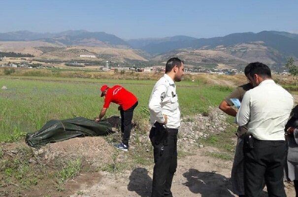 جسد مغروق ۲۳ ساله شیرازی در رستم آباد پیدا شد
