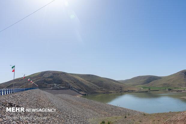 وزير الطاقة الإيراني يعلن تدشين 43 سدا في البلاد خلال 7 اعوام