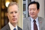 جدال سفیران انگلیس و چین در تهران بر سر هنگ کنگ