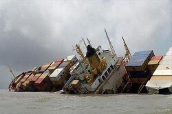 کشتی ایرانی «بهبهان» در آبهای عراق غرق شد