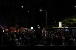 Hundreds hold anti-Netanyahu protests again