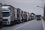 150 Iranian trucks enter Turkey after three-month hiatus due to pandemic: IRICA