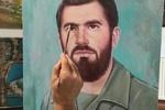 سه اثر نقاشی پرتره شهدای کهگیلویه و بویراحمد تولید شد