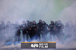 VIDEO: Despite calls for ban, US police deploys tear gas against protesters
