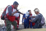 ۷ کوهنورد در ارتفاعات روستای چاشم گرفتار شدند