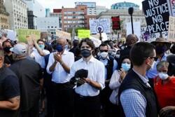 """المتظاهرون في كندا يدعون إلى الوقوف في وجه """"ترامب"""""""
