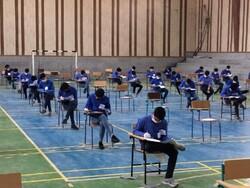 افزایش بیش از دو برابر حوزه های امتحان نهایی در تهران