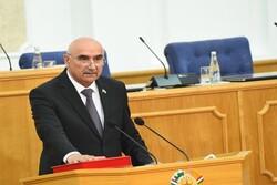 Tajik Parl. speaker underlines tightening relations with Iran