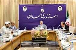 امسال ۷۲ پروژه ملی در استان همدان تعریف شده و در دست اجرا است