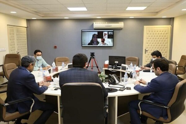 Tehran, Barcelona mull over technological experiences in battling COVID-19