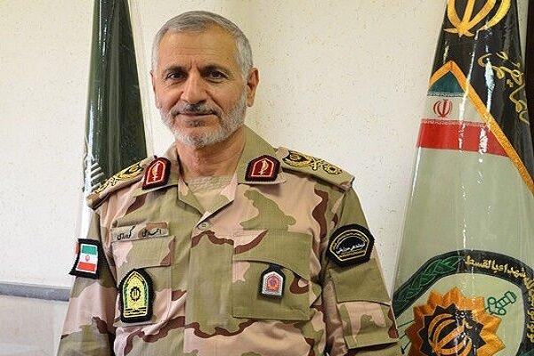 İran'da yeni Sınır Birlikleri Komutanı atandı