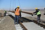 حتی یک کیلومتر راه آهن در خراسان شمالی احداث نشده است