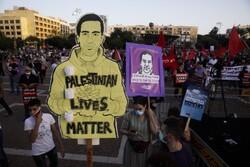 هزاران اسرائیلی علیه طرح «الحاق کرانه باختری» تظاهرات کردند