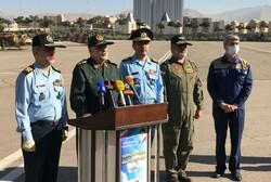 القوات المسلحة الإيرانية تستلم 10 مروحيات أعيد تأهيلها