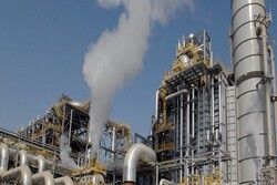 Iran's petchem production capacity to increase by 107k tons