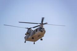 موافقت وزارت دفاع برای اختصاص۳ بالگرد جهت اطفای حریق در فارس