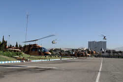 MOD delivers 10 overhauled helicopters to Armed Forces