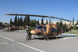 ایرانی وزارت دفاع نے 10 ہیلی کاپٹر تعمیر کرکے فضائیہ کے حوالے کردیئے