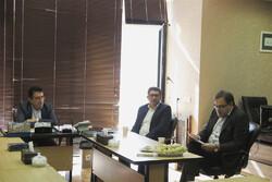 مراسم معارفه مدیرعامل جدید انجمن هنرهای نمایشی ایران برگزار شد