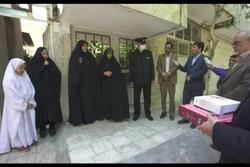 اهدای بستههای متبرک رضوی به ۵۰ هزار نوجوان تازه مکلف مشهدی