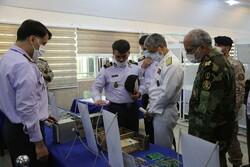 امیر سیاری از قرارگاه جهاد علمی نیروی پدافند هوایی ارتش بازدیدکرد