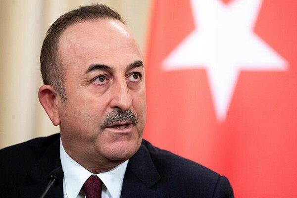Çavuşoğlu Financial Times'a konuştu: Hafter gitmeli
