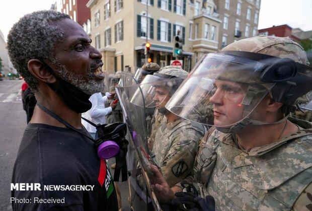 انسانی حقوق کونسل کا  امریکہ میں نسل پرستی کے نام پر انسانی حقوق کی خلاف ورزی پر بحث کا آغاز
