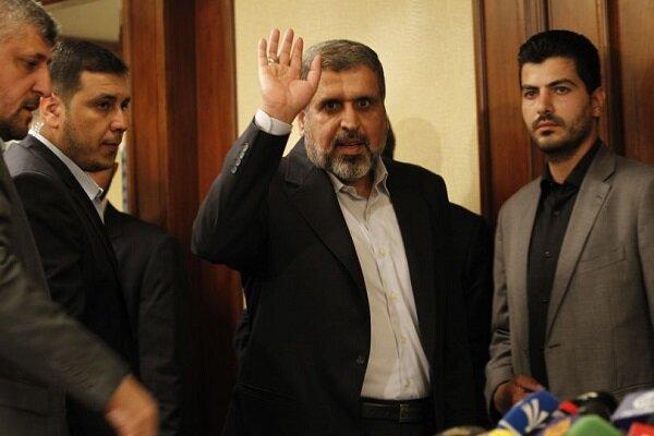 IRGC head, other figures extend condolences over Shallah's demise